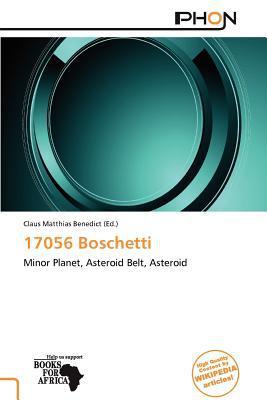 17056 Boschetti written by Claus Matthias Benedict