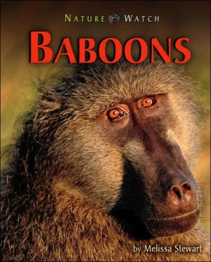 Baboons book written by Melissa Stewart