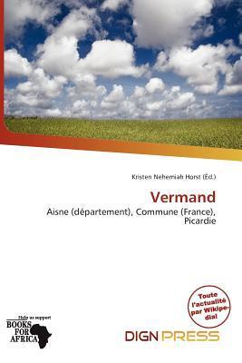 Vermand written by Kristen Nehemiah Horst