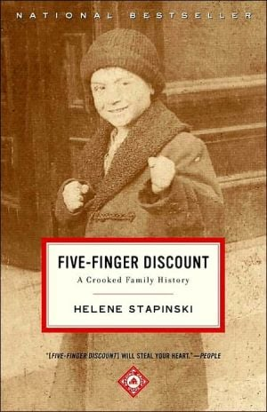 Five-Finger Discount: A Crooked Family History book written by Helene Stapinski