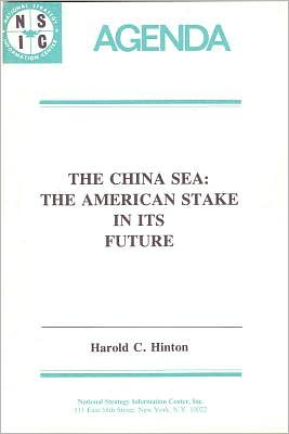The China Sea book written by Harold C. Hinton