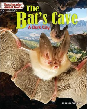 The Bat's Cave: A Dark City book written by Joyce L. Markovics