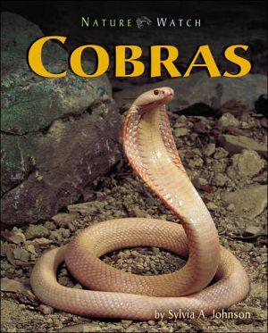 Cobras book written by Sylvia A. Johnson