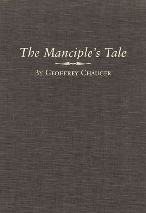 The Canterbury Tales: Manciple's Tale book written by Geoffrey Chaucer