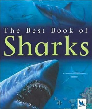 Best Book of Sharks book written by Claire Llewellyn