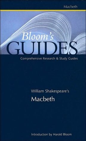 Macbeth (Bloom's Guides) book written by Janyce Marson