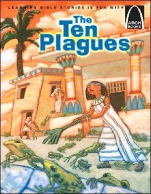 The Ten Plagues book written by Sara Hartman
