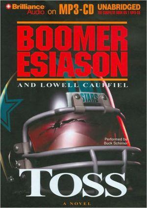 Toss book written by Boomer Esiason