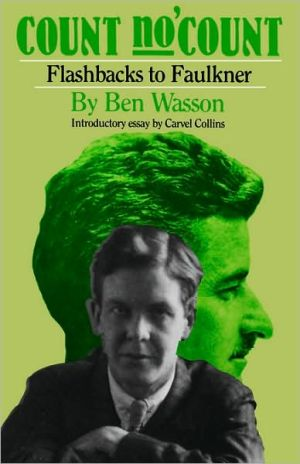 Count No 'Count book written by Ben Wasson