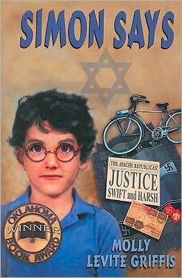 Simon Says book written by Molly Levite Griffis