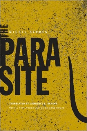 The Parasite written by Michel Serres