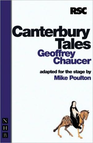 The Canterbury Tales book written by Mike Poulton