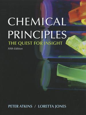 Chemical Principles written by Peter Atkins