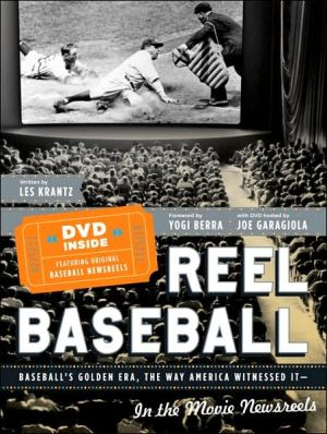 Reel baseball written by Joe Garagiola; [foreword by  Yogi Berra]