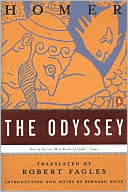 The Odyssey (Fagles translation) written by Homer