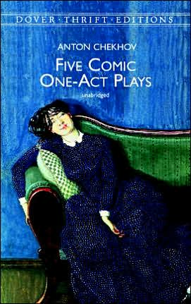 Five Comic One-Act Plays book written by Anton Chekhov