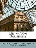Minna Von Barnhelm book written by Gotthold Ephraim Lessing