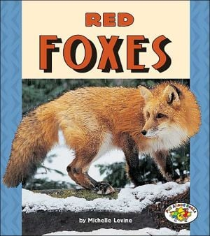 Red Foxes book written by Michelle Levine