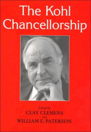 The Kohl Chancellorship book written by Clay Clemens