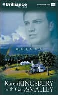 Return book written by Karen Kingsbury