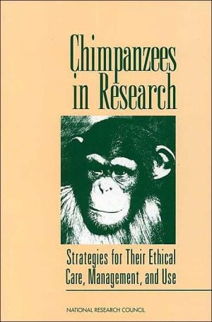 Chimpanzees in Research: Strategies for Their Ethical Care, Management, and Use book written by Committee on Long-Term Care of Chimpanzees