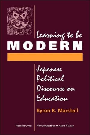 Learning To Be Modern book written by Byron Marshall