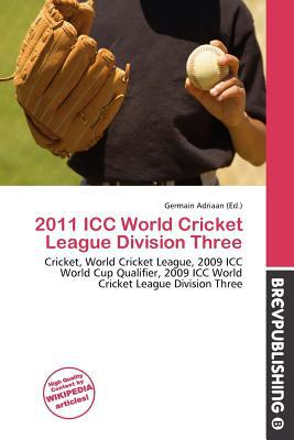 2011 ICC World Cricket League Division Three written by Germain Adriaan