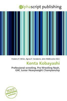 Kenta Kobayashi written by Frederic P. Miller