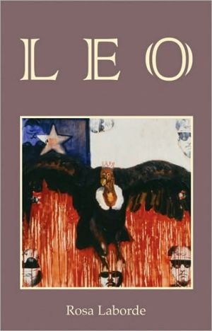 Leo book written by Rosa Laborde