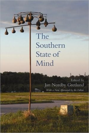 The Southern State of Mind book written by Jan Nordby Gretlund