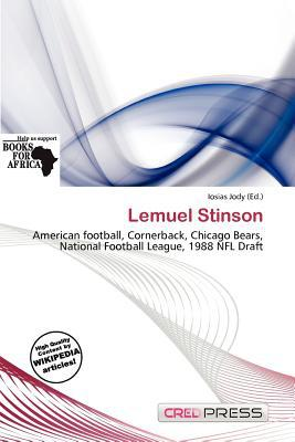 Lemuel Stinson written by Iosias Jody