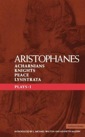 Aristophanes book written by Aristophanes