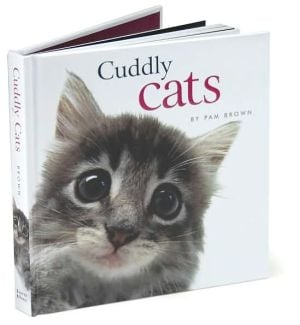 Cuddly Cats book written by Pam Brown