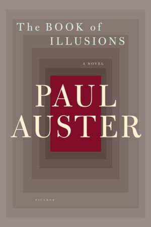 The Book of Illusions book written by Paul Auster