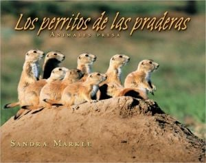 Los perritos de las praderas (Prairie Dogs) book written by Sandra Markle
