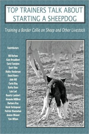 Top Trainers Talk About Starting A Sheepdog book written by Sally Molloy