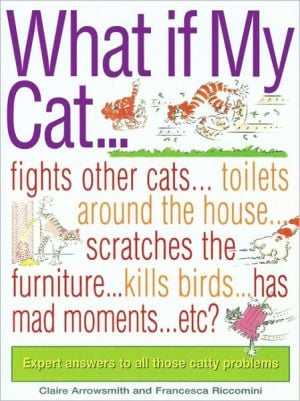 What If My Cat? book written by Claire Arrowsmith