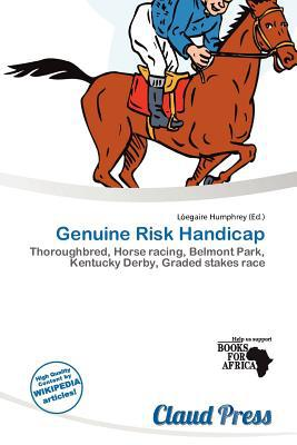 Genuine Risk Handicap written by L. Egaire Humphrey