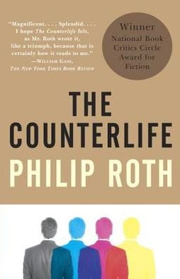 The Counterlife book written by Philip Roth