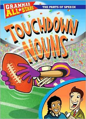 Touchdown Nouns book written by Doris Fisher