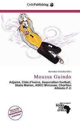 Moussa Guindo written by Barnabas Cristobal