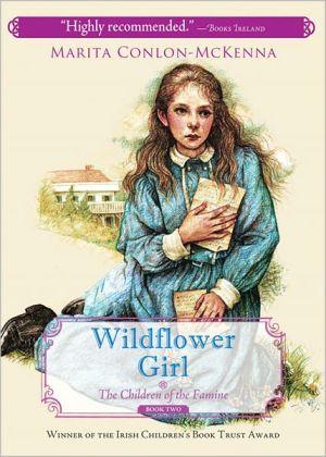 Wildflower Girl book written by Marita Conlon-McKenna