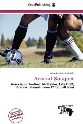 Arnaud Souquet written by Barnabas Cristobal