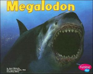 Megalodon book written by Janet Riehecky