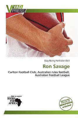 Ron Savage written by Ozzy Ronny Parthalan