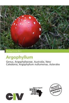 Argophyllum written by Zheng Cirino