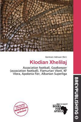 Klodian Xhelilaj written by Germain Adriaan