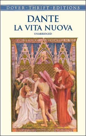 La Vita Nuova book written by Dante Alighieri