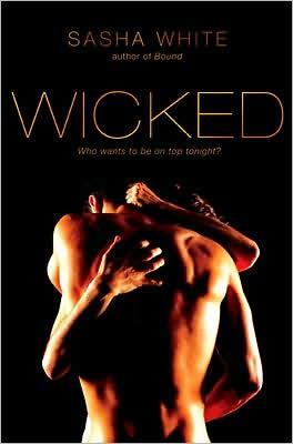 Wicked book written by Sasha White