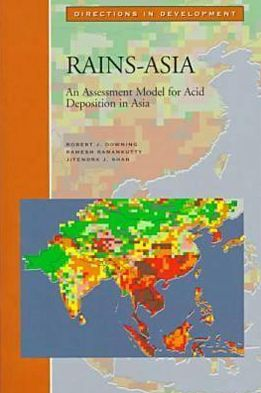 Rains-Asia: An Assessment Model for Acid Deposition in Asia written by Robert J. Downing